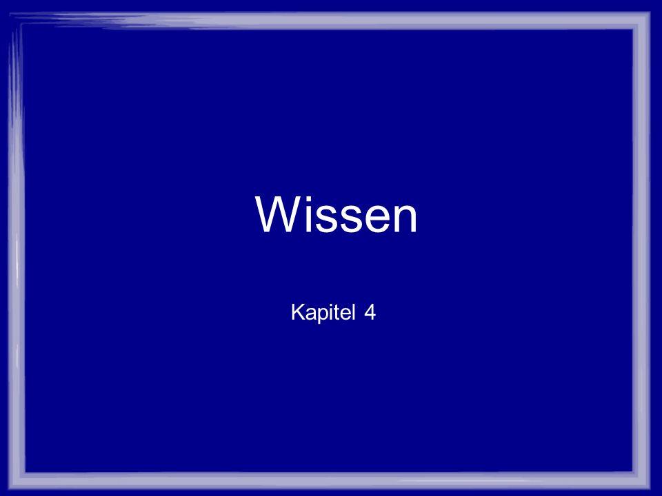 Wissen Kapitel 4