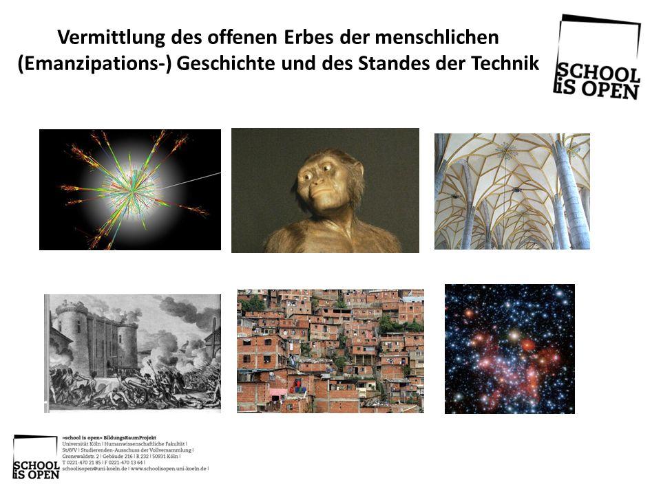 Universitäre Gemeinschaftsschule Köln oder Inklusive Universitätsschule Köln -Eine Schule für Alle- Inklusive Universitätsschule Köln -Eine Schule für Alle- Mehr als partikulare Inklusion ?