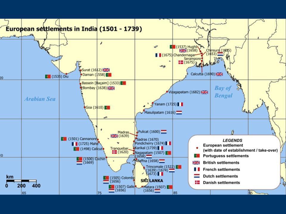 Portugal Erster portugiesischer Kontakt mit Indien : 20.