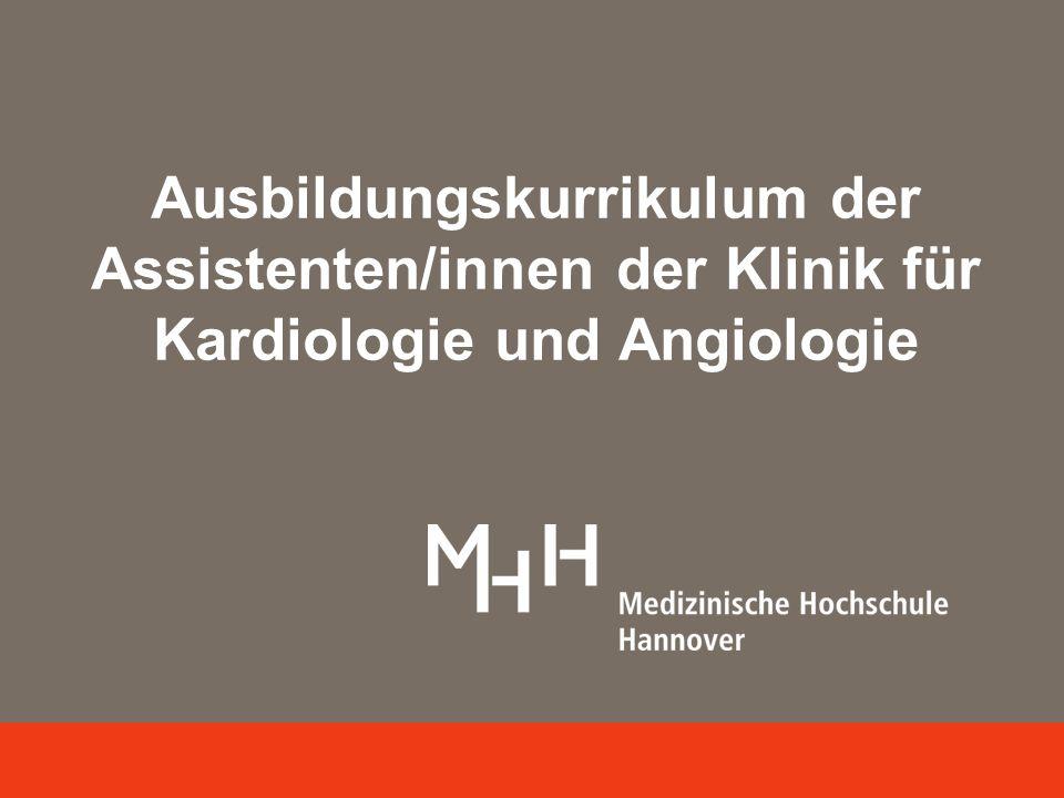 Ausbildung auf Station plus Einblick in Funktion Die ersten 3 Jahre (=common trunk): Innere Medizin 0 Mo.36 Mo.6121824 30 Kardiol.