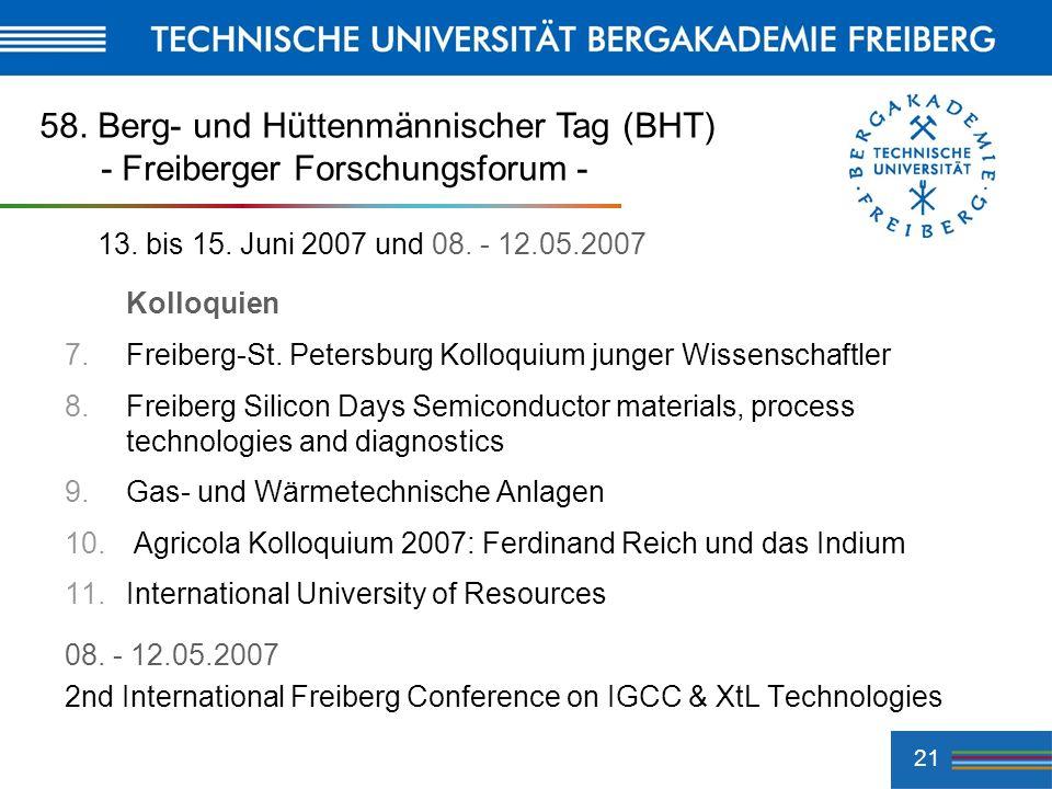 22 Inhalt Drittmittel Promotionen / Habilitationen Patente / Erfindungen Großgeräte Literatur/URZ Aktuelles / Perspektive Forschung Infrastruktur Ausblick