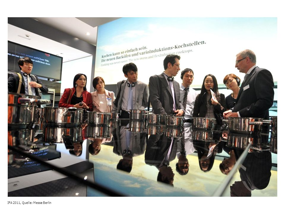 IFA 2011, Quelle: Messe Berlin