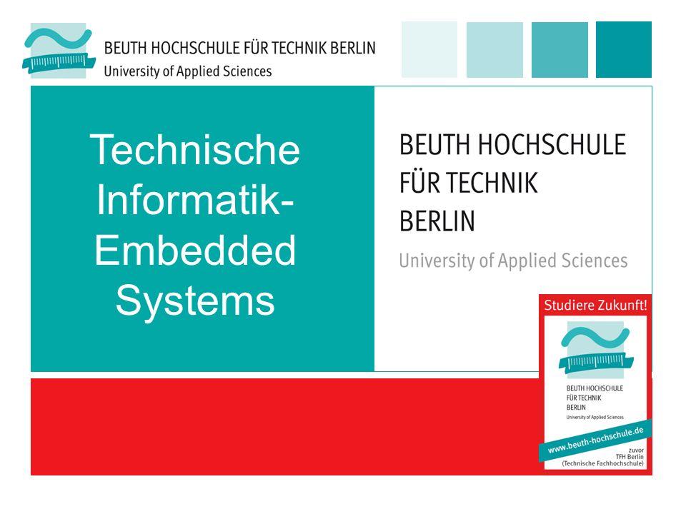 Technische Informatik- Embedded Systems