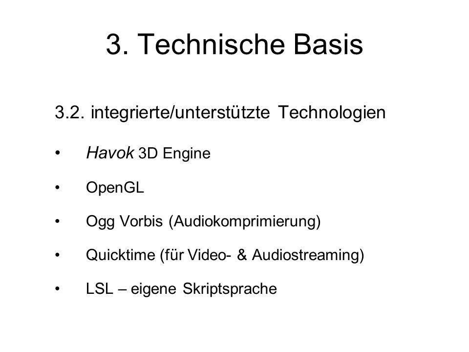 3. Technische Basis 3.2.