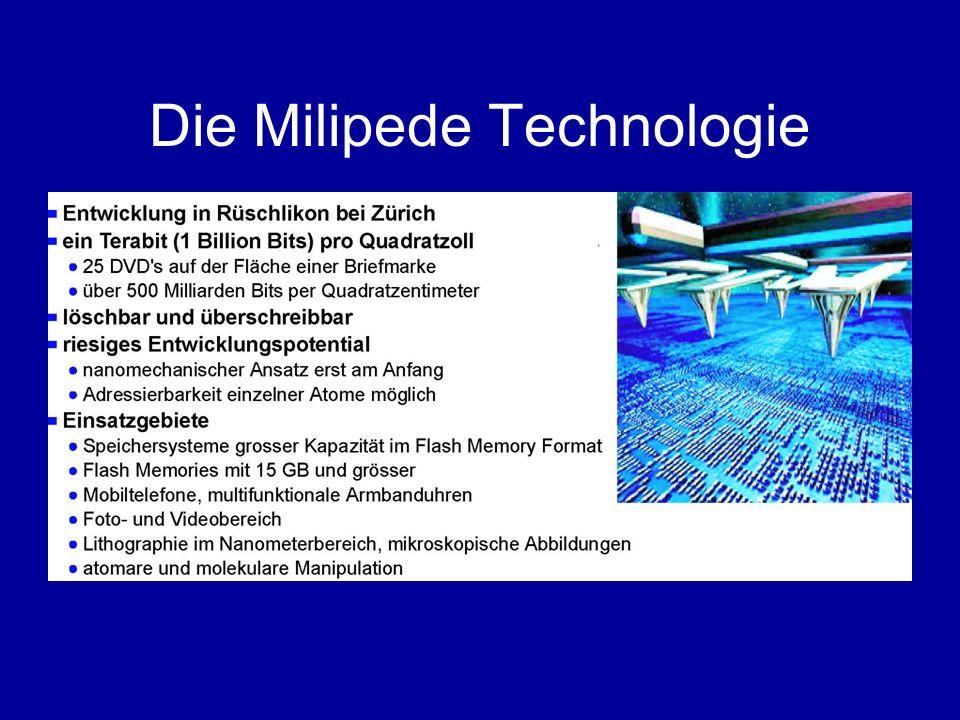 Die Milipede Technologie