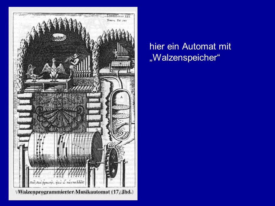 Das Konzept des Magnetischen RAM ist nichts Neues......