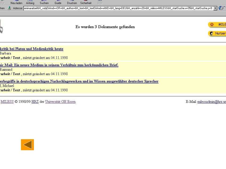 UGH Essen HRZ SUR Grant Übergabe Esssen, 09.12.99 (31)