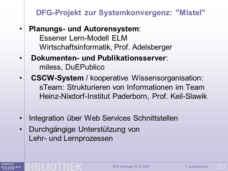 IFW Göttingen 07.02.2007F.
