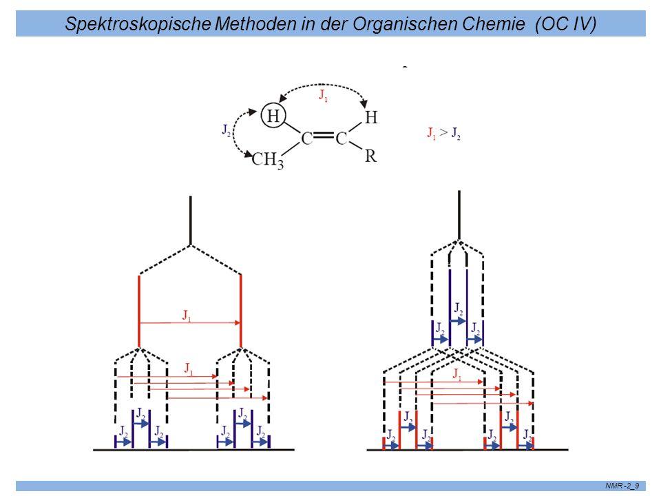 Spektroskopische Methoden in der Organischen Chemie (OC IV) NMR -2_9