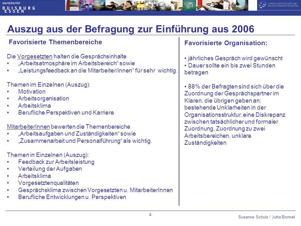 Susanne Schulz / Jutta Bonnet Optional slide number: 14pt Arial Bold,blue Datum 10pt Arial,blue Untertitel 14pt Arial Bold,blue Thema des Vortrags 10pt Arial,blue 25 Erfahrungsaustausch der Führungskräfte zum KFG 2008 (2) Wie geht es weiter mit dem KFG.