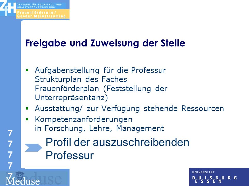 18 18 18 18 18 Kritik an der Berufungspraxis Dauer der Verfahren Mangelhafte Qualität Intransparenz Unzureichendes BewerberInnen- Management Gender-Bias