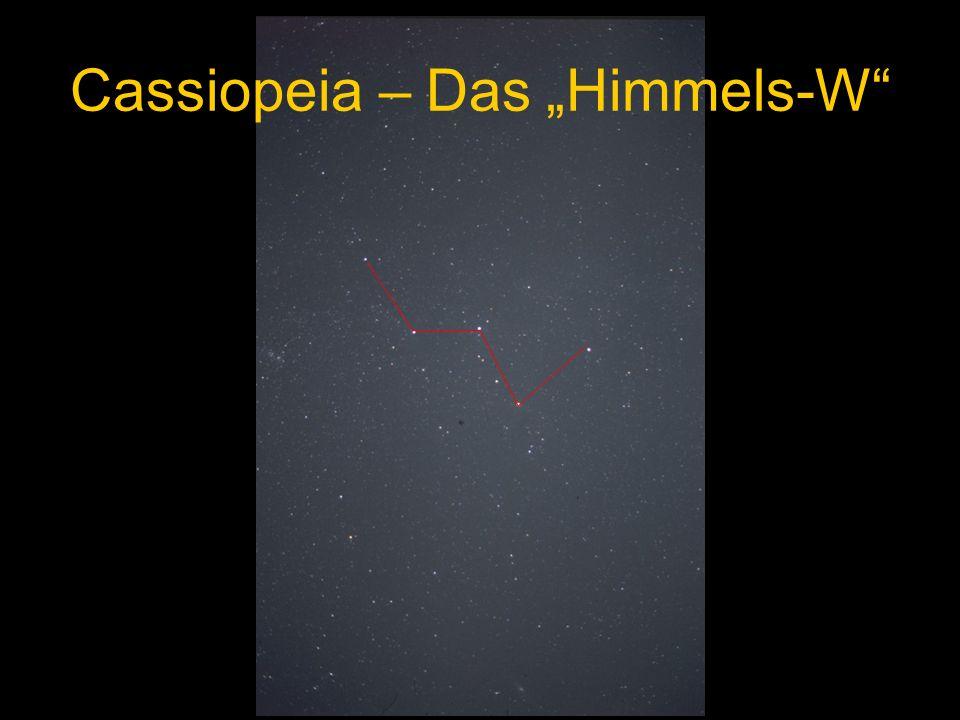 Cassiopeia – Das Himmels-W