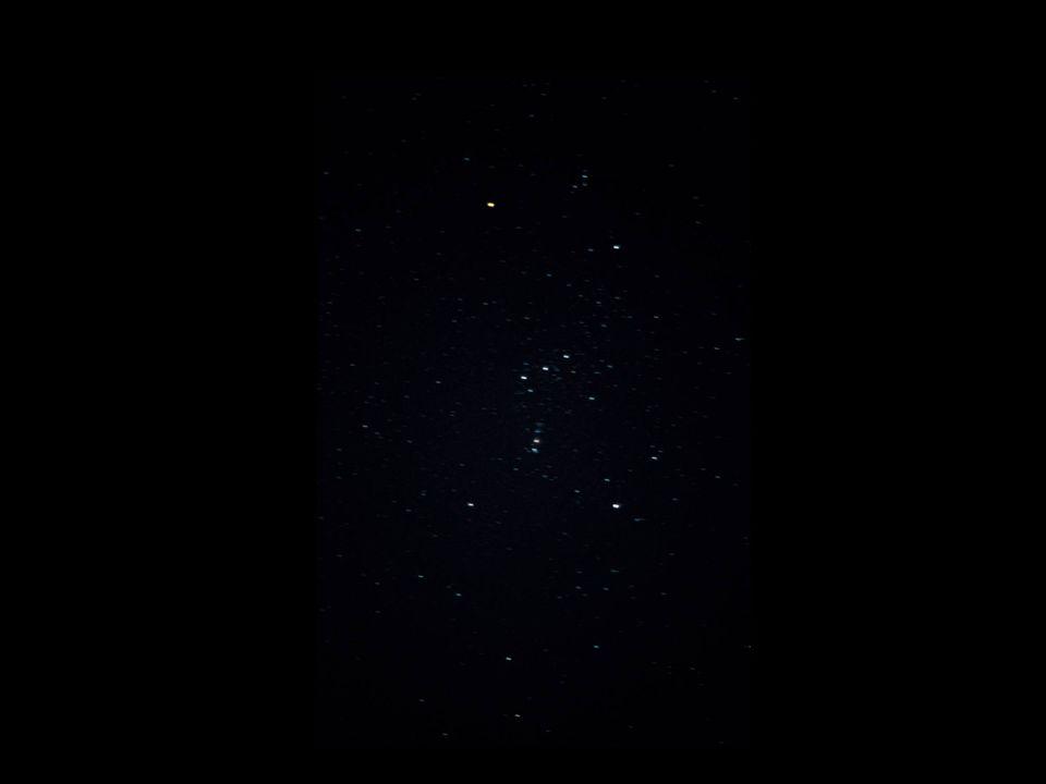 Orion, 2 min belichtet
