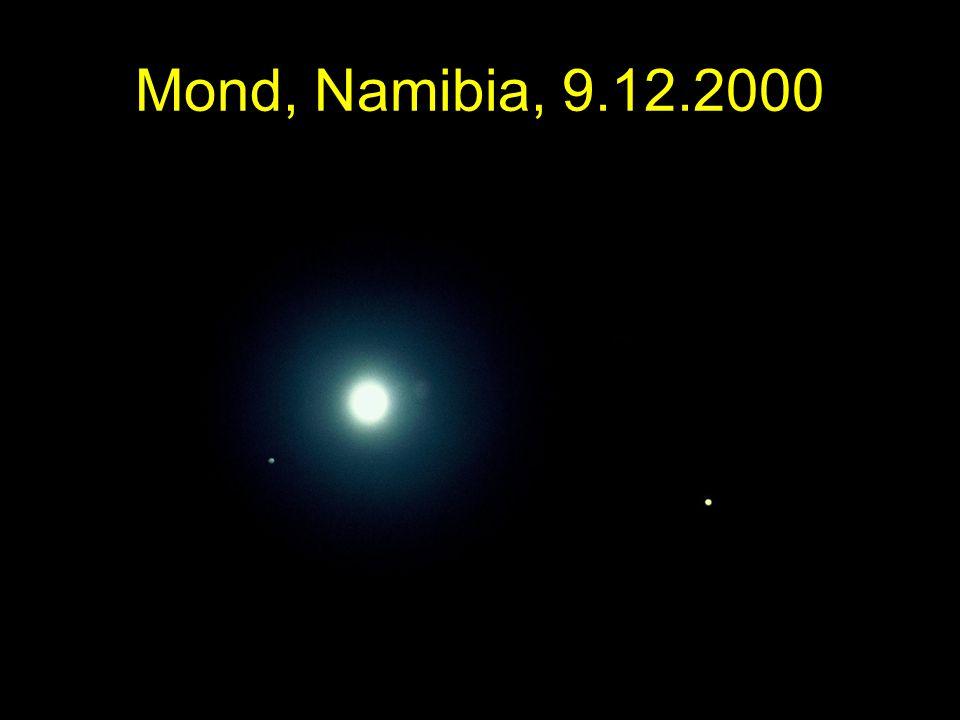 Mond, Namibia, 9.12.2000