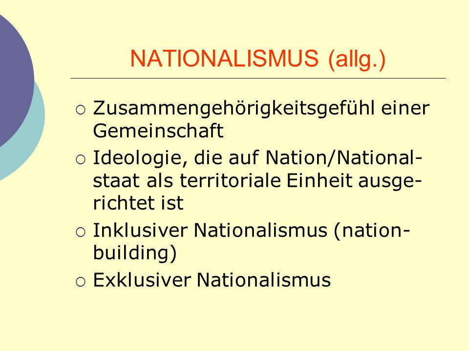 Nationalismus (China) Ethnischer Nationalismus Liberaler Nationalismus Staatsnationalismus Volksnationalismus Neuer Nationalismus Modernisierung Chinesisches Modell