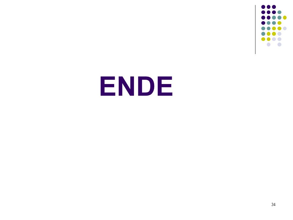 34 ENDE