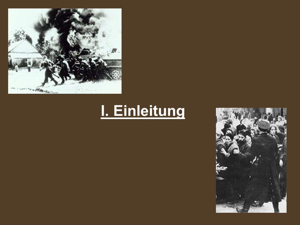 Polizeibataillon ist bedeutender Teil der Mordinstitution neben SS & Wehrmacht aber Vernichtungslager immer im Fokus Schutzpolizei, Bataillone & Gendarmerie Ständig personelle Umstrukturierung, da Personalmangel Reserve-Polizeibataillon101: am besten dokumentiert, hat besonders brutal gemordet (erste Kompanie) nicht alle Polizeibataillone haben gemordet