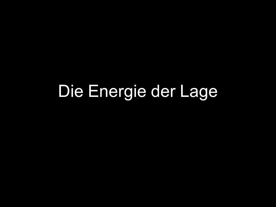 Die Energie der Lage