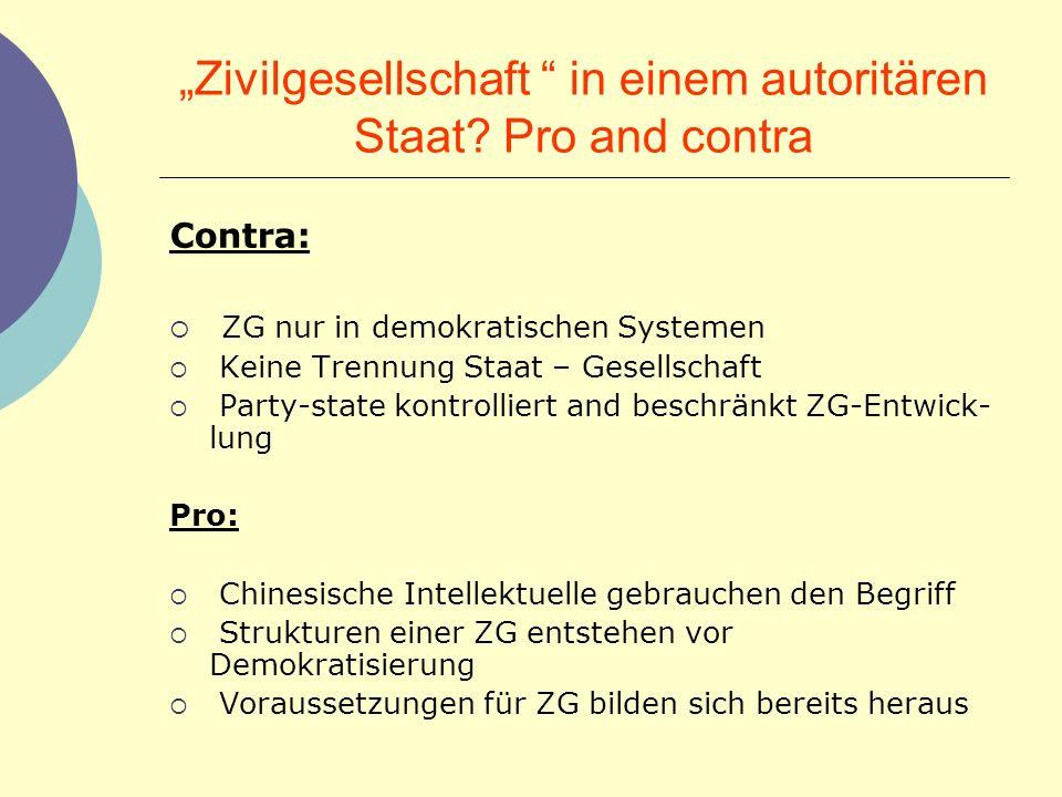 Politische Stellung von Funktions- und Berufsgruppen 1.