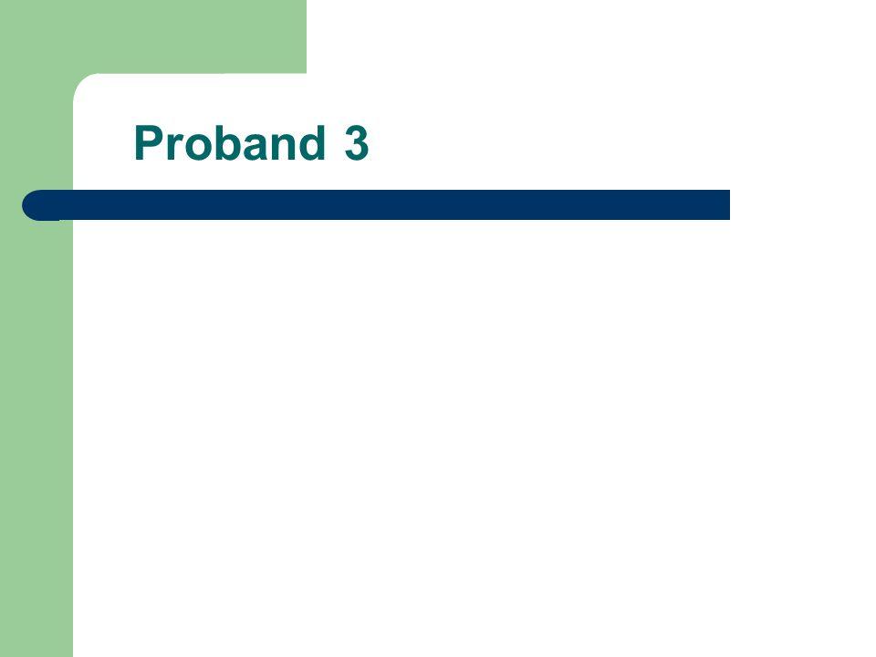 Proband 3