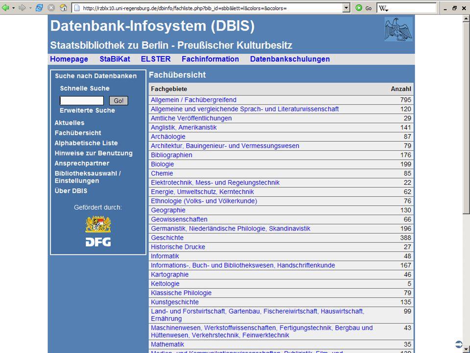 Abt. Katalogsystem und Wissenschaftliche Dienste | Kaya Tasci | Oktober 2008S. 10