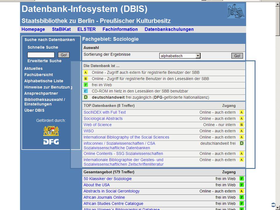 Abt. Katalogsystem und Wissenschaftliche Dienste | Kaya Tasci | Oktober 2008S. 12
