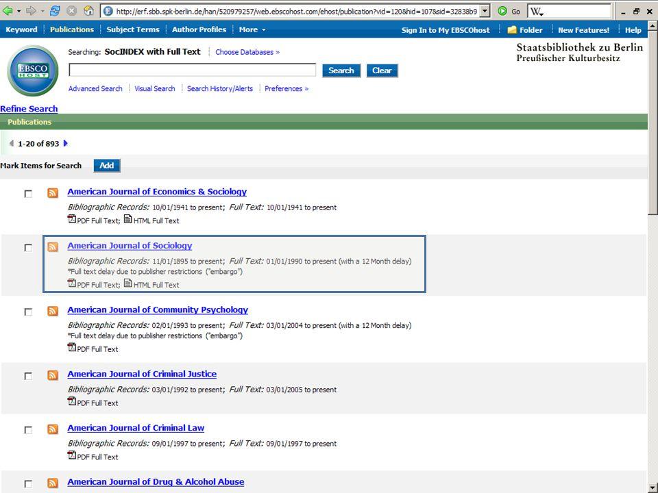 Abt. Katalogsystem und Wissenschaftliche Dienste | Kaya Tasci | Oktober 2008S. 64