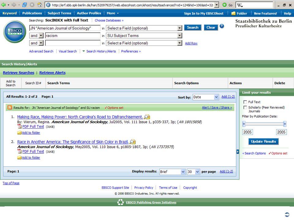 Abt. Katalogsystem und Wissenschaftliche Dienste | Kaya Tasci | Oktober 2008S. 69 E.T.A.- Hoffmann-Archiv Ein runder Identifier wird mit einer hellbla