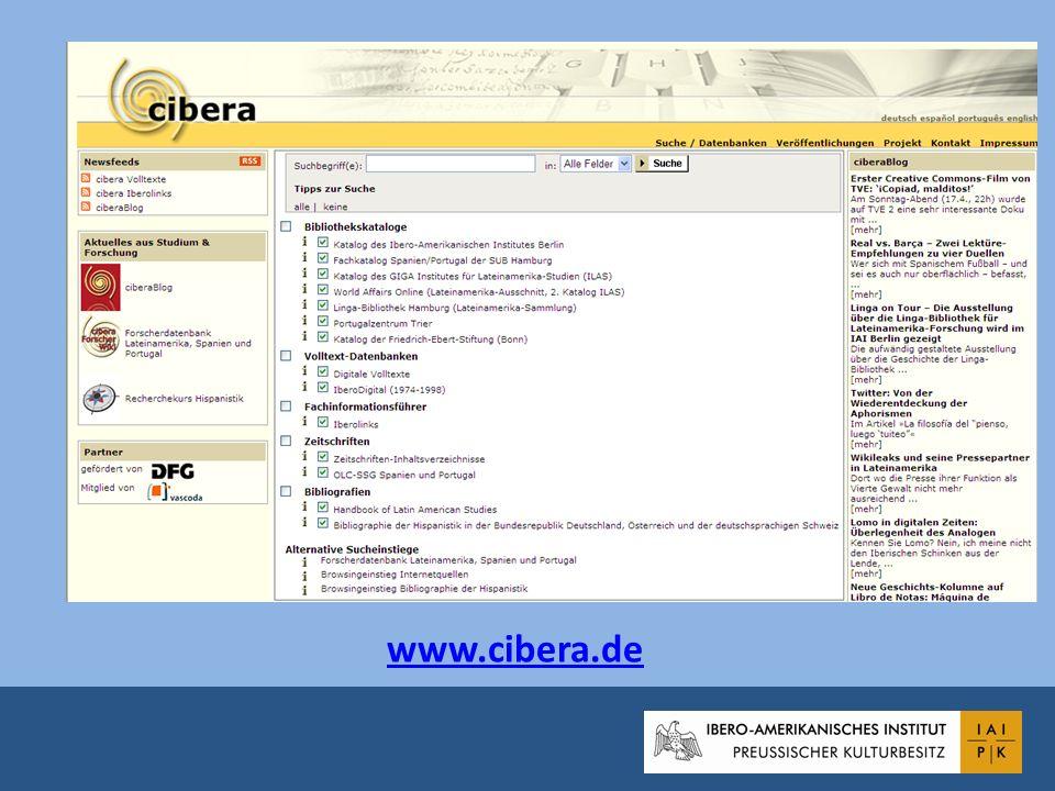 www.cibera.de