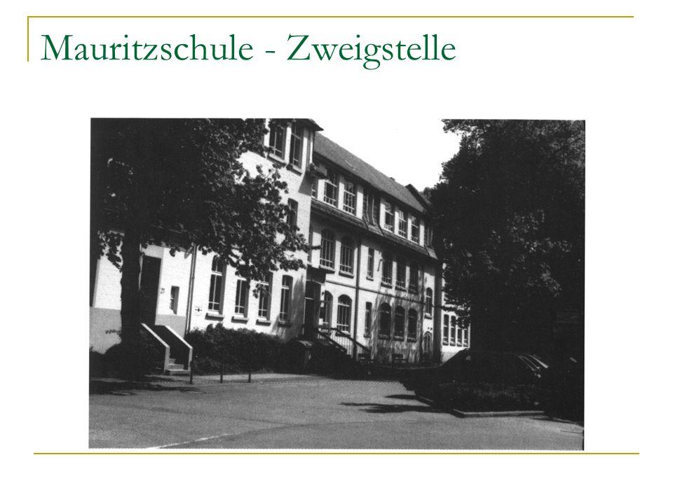 Mauritzschule - Zweigstelle
