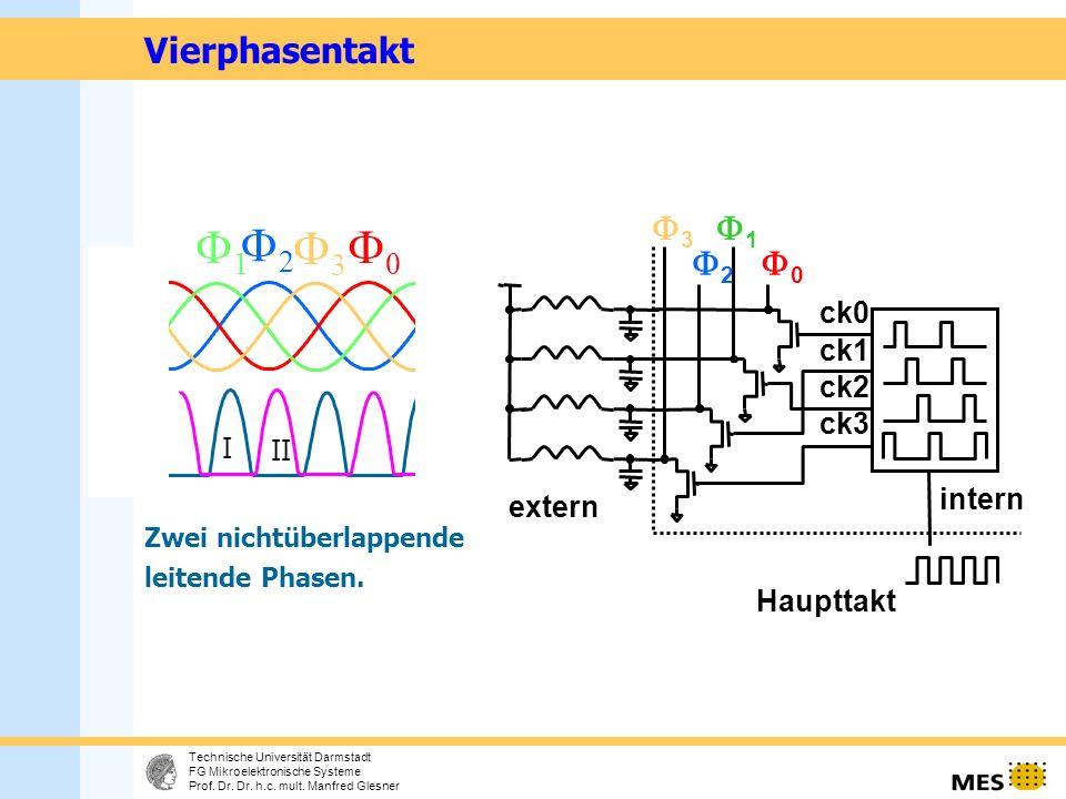 6 Technische Universität Darmstadt FG Mikroelektronische Systeme Prof.