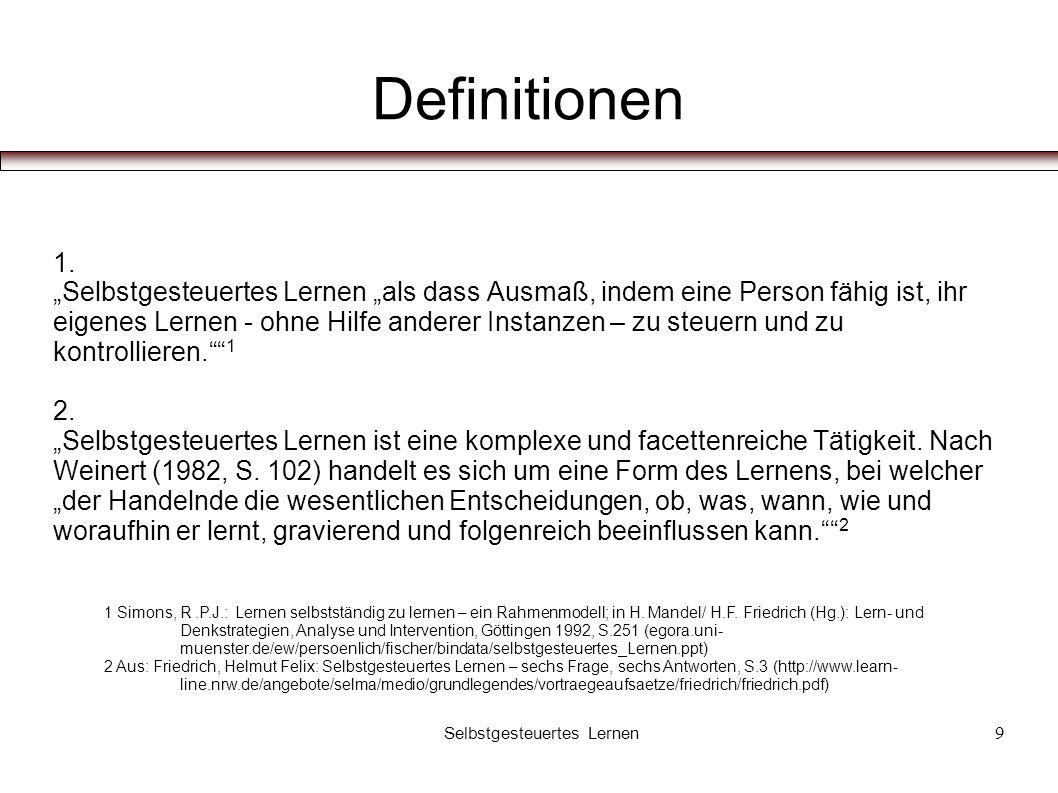 9 Definitionen 1.