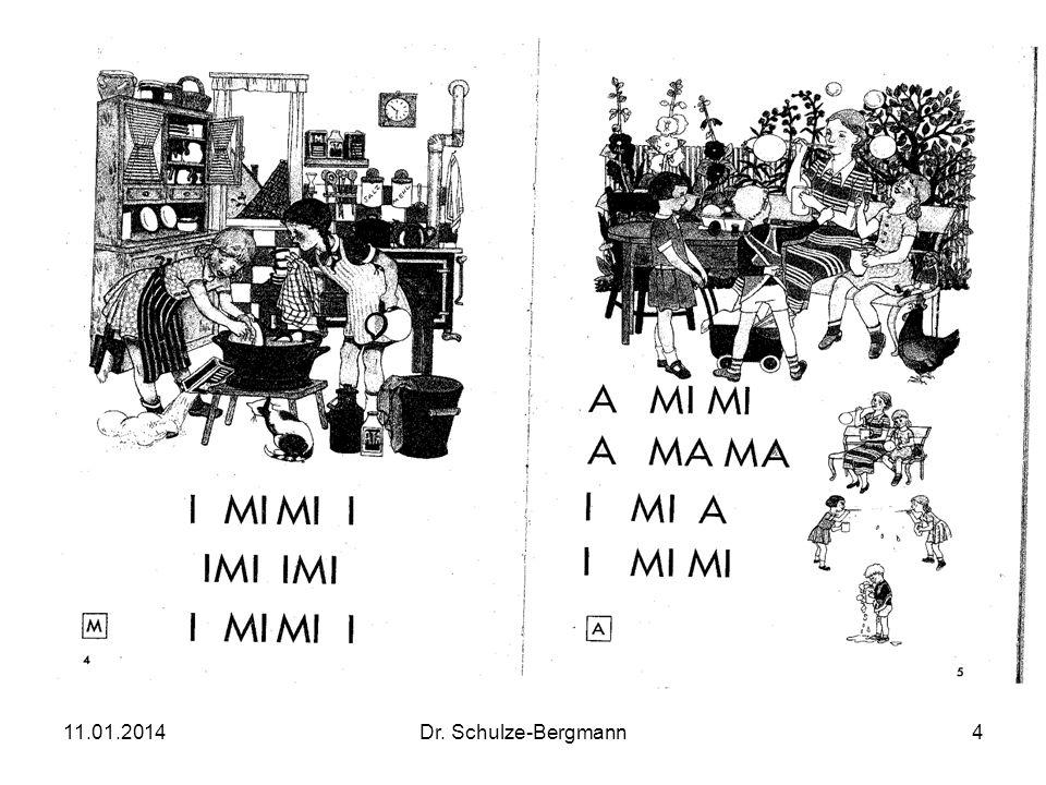 11.01.2014Dr. Schulze-Bergmann4