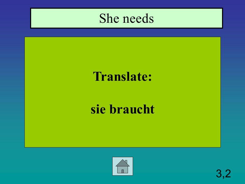 3,1 Translate: Die Getränke beverages