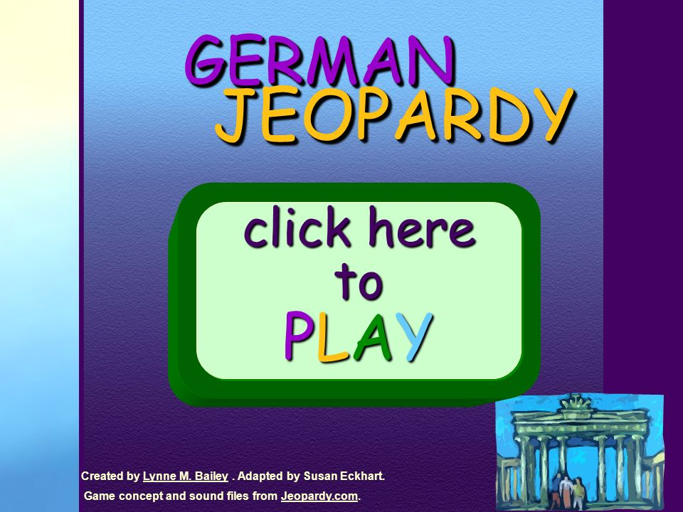 Final Jeopardy Todays Category: Useful Phrases