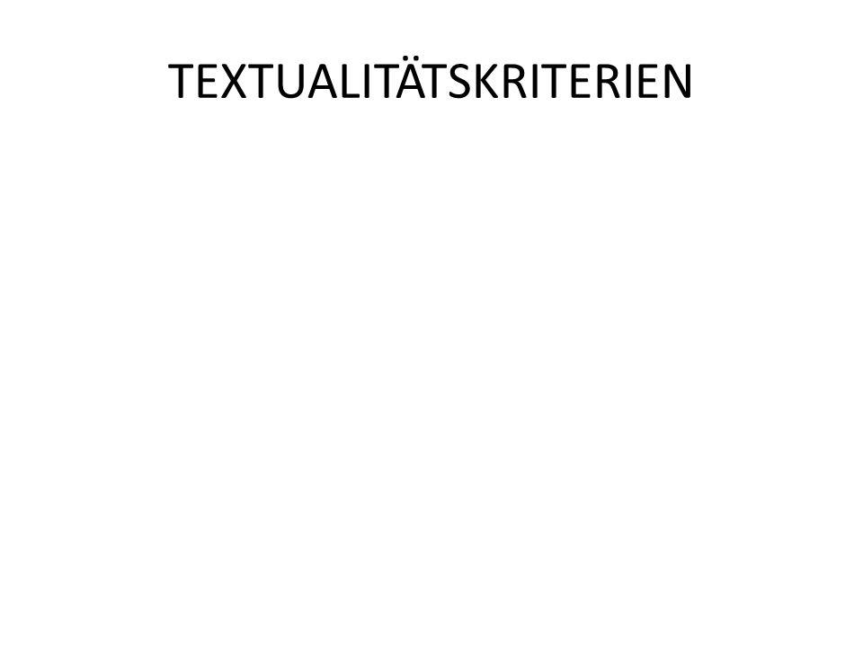 de Beaugrande, Robert-Alain / Dressler, Wolfgang Ulrich: Einführung in die Textlinguistik.