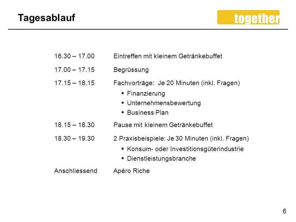 Ort/Datum - Stadt St.Gallen 7 Datum: Freitag, 30.