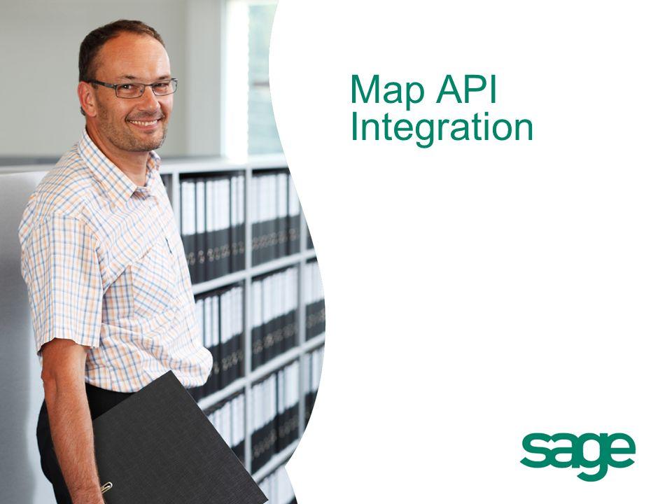 Map API Integration