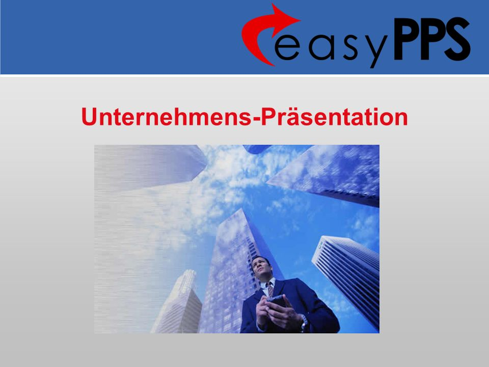A G E N D A Agenda Firma Planspiel Strategie PPS-Konzept Live Präsentation Fazit