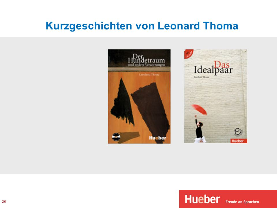 Kurzgeschichten von Leonard Thoma 26