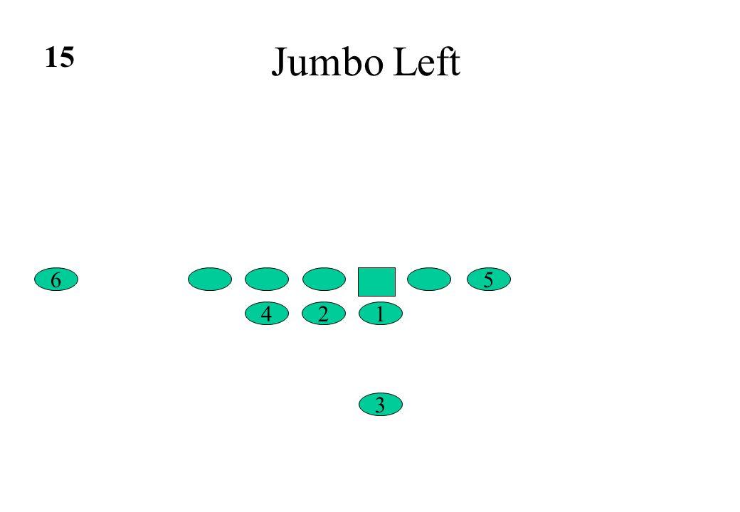 Jumbo Left 24 3 1 65 15