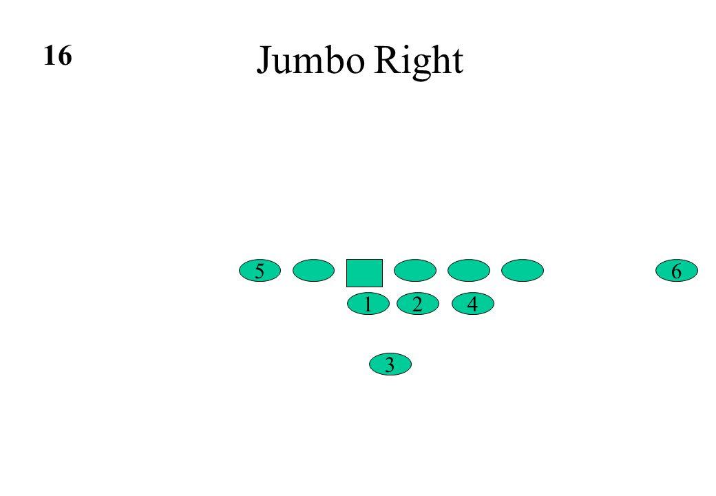 Jumbo Right 24 3 1 65 16
