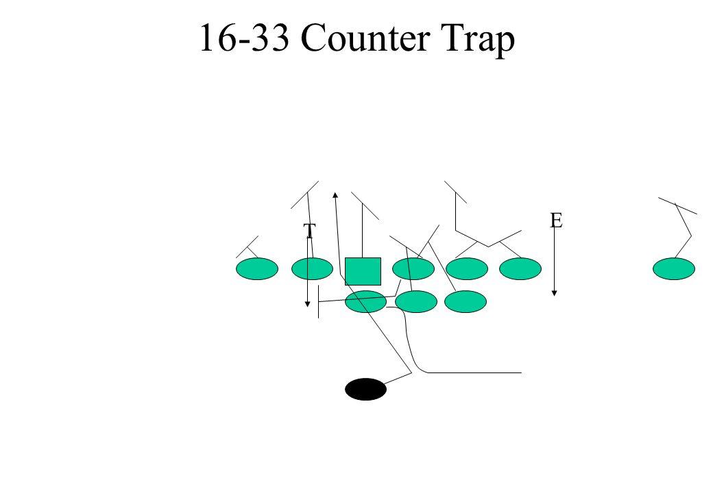 16-33 Counter Trap T E
