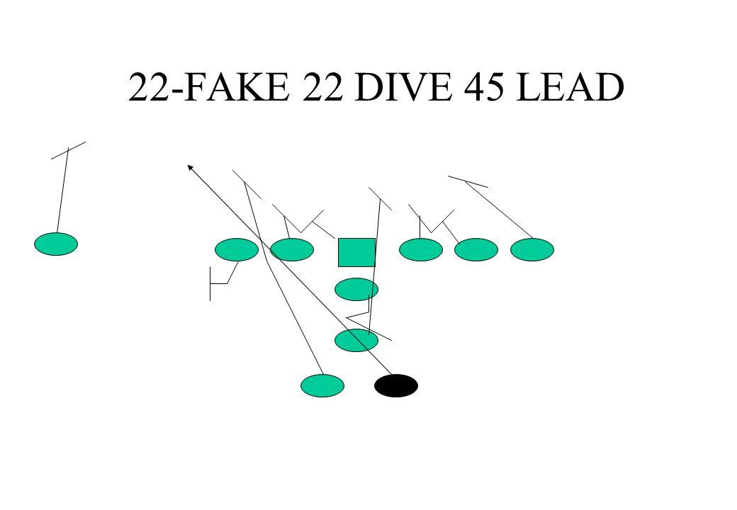 22-FAKE 22 DIVE 45 LEAD
