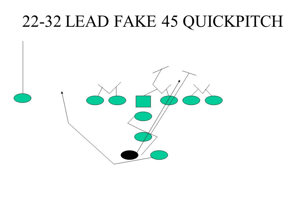 22-32 LEAD FAKE 45 QUICKPITCH