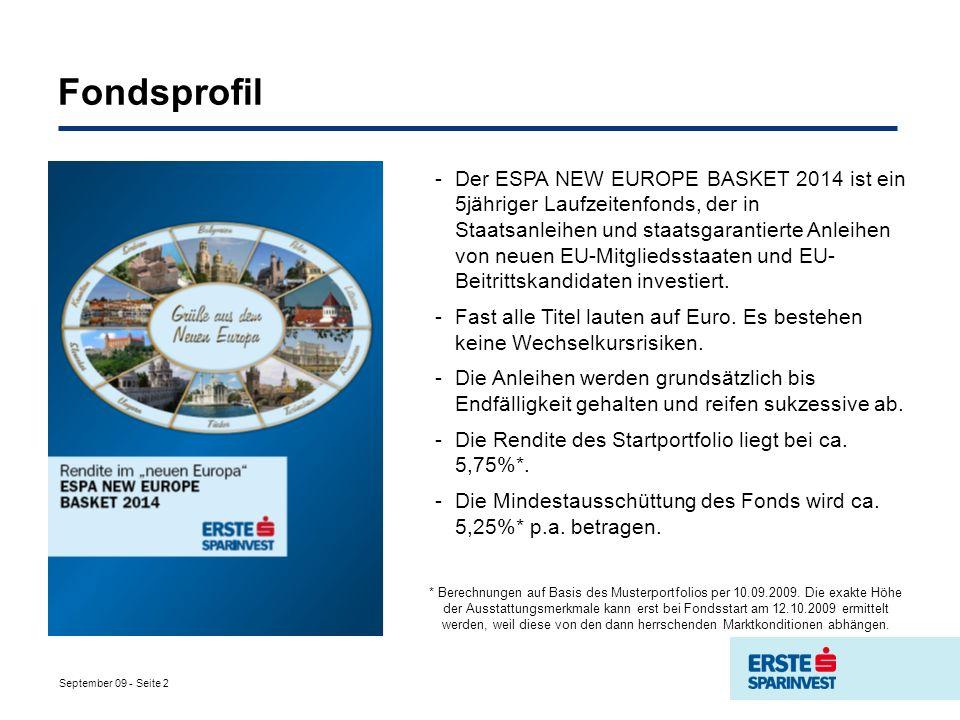 September 09 - Seite 13 ESPA NEW EUROPE BASKET 2014 im Detail