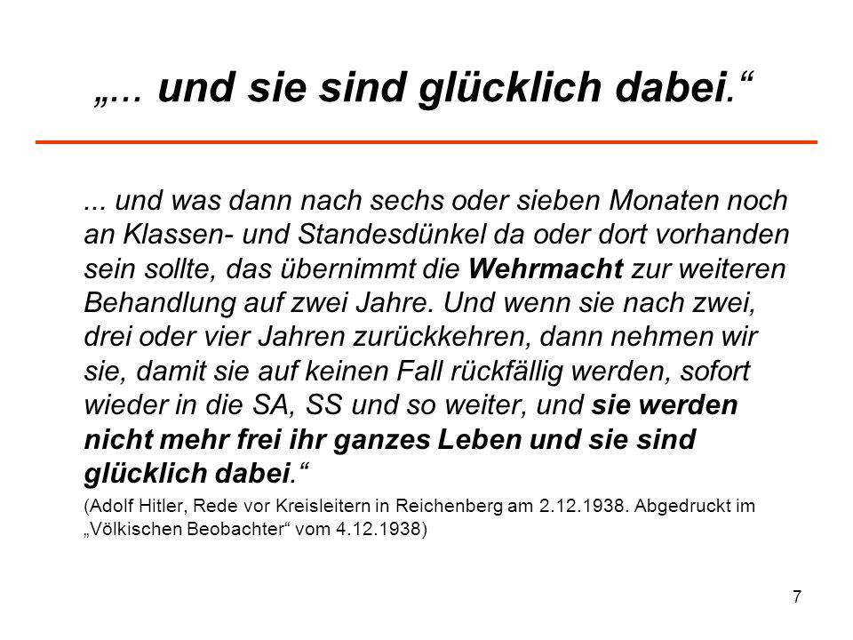 8 2) Der Sozialdarwinismus: Sieg des Stärkeren Hitler berief sich bei der Untermauerung seiner Theorien häufig direkt auf die Natur als angeblich unangreifbare Autorität.