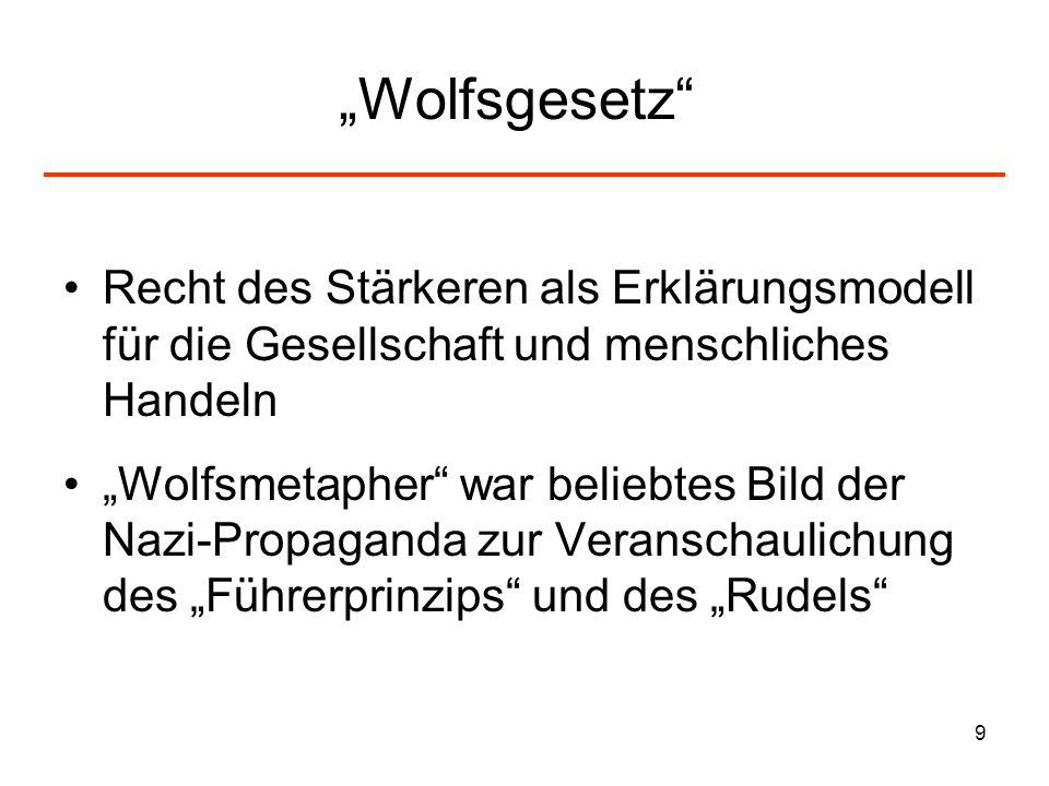 10 3) Der deutsche Nationalismus: unbedingt überlegen...
