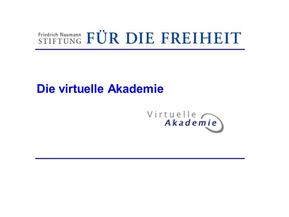 Die virtuelle Akademie Friedrich-Naumann-Stiftung