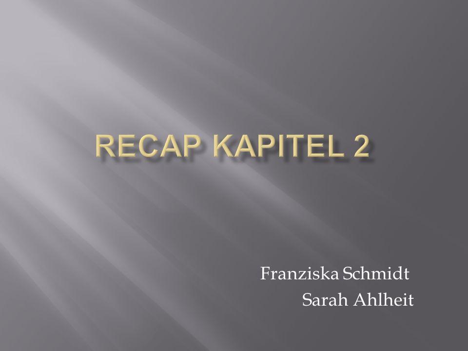 Franziska Schmidt Sarah Ahlheit